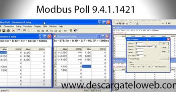 Modbus Poll 9.4.1.1421 Full
