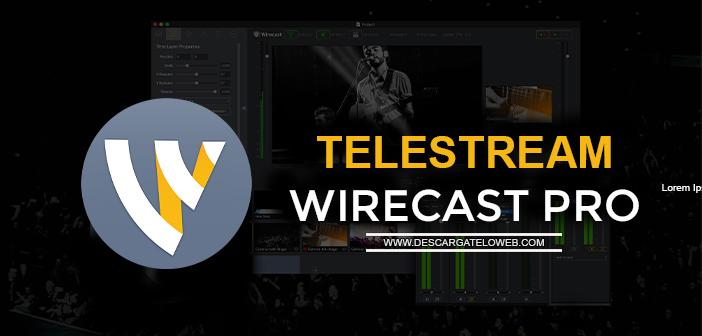 Telestream Wirecast Pro Full