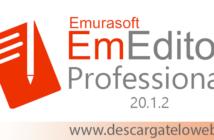 Emurasoft EmEditor Professional 20.1.2 Full