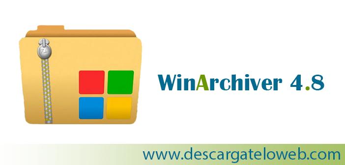 WinArchiver 4.8 Full