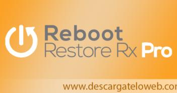 Reboot Restore Rx Pro Full