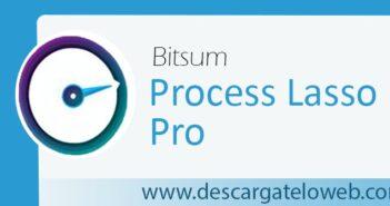Bitsum Process Lasso Pro Full