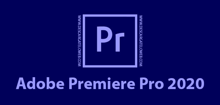 Adobe Premiere Pro CC 2020 v14.5.0.51 Full