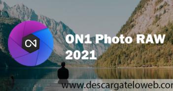 ON1 Photo RAW 2021 v15.0.0.9735 Full