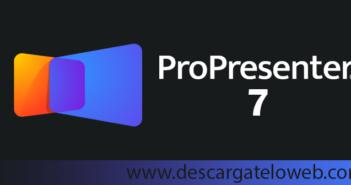 ProPresenter 7.3 (117637163) Full